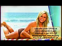 Coupon Code GRIND 50% OFF adamandeve.com Bree Olson Sexy Secret.mp4