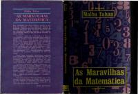 As Maravilhas da Matemática - Malba Tahan-www.LivrosGratis.net.pdf