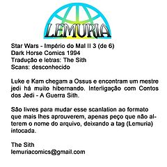 Star Wars - Império do Mal II - 03 de 06.cbr