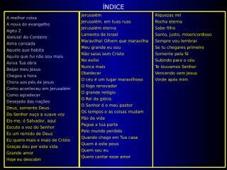 Hinos Avulsos com hiperlink.ppt