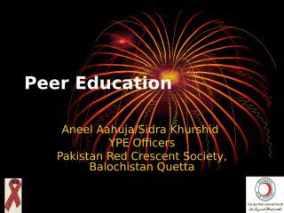 Peer Education.ppt