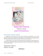 Judy Christanberry - Segunda Chance D+.doc