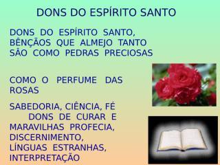 Dons do Espírito Santo.ppt