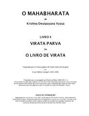 O Mahabharata 04 Virata Parva em português.pdf