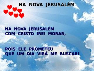 Na nova Jerusalém.ppt
