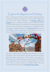 Explore the Mysterious Himalaya.pdf