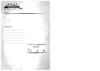 Ficha de Personagem FAE Avatar (Personagens e NPCs Icônicos).pdf
