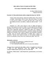 Uma Janela Para o Evangelho de João [Encontro 11].pdf