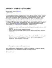 Mereset Sendiri Epson R230.docx