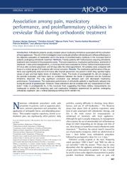 Association-among-pain-masticatory-performance-and-proinflammatory-cytokines-in-crevicular-fluid-during-orthodontic-treatment_2015_American-Journal-of.pdf