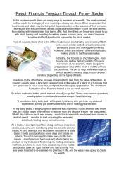 Reach Financial Freedom Through Penny Stocks.pdf