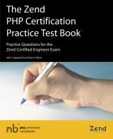 Zend Php Certification Practice Test Book.pdf